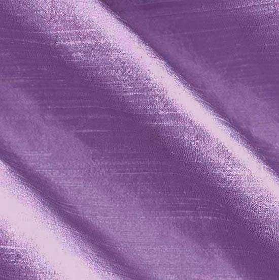 Dupioni Silk Fabric Iridescent Violet Purple