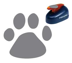Fiskars Lever Punch Medium Paw