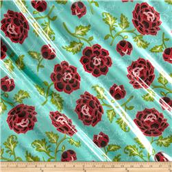 Riley Blake La Vie Boheme Laminate Main Teal