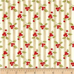 Moda Snowfall Prints Holly Stone