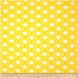 Riley Blake Home Décor Diamonds Yellow