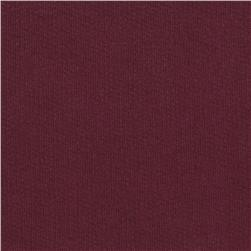 French Terry Colors Maroon