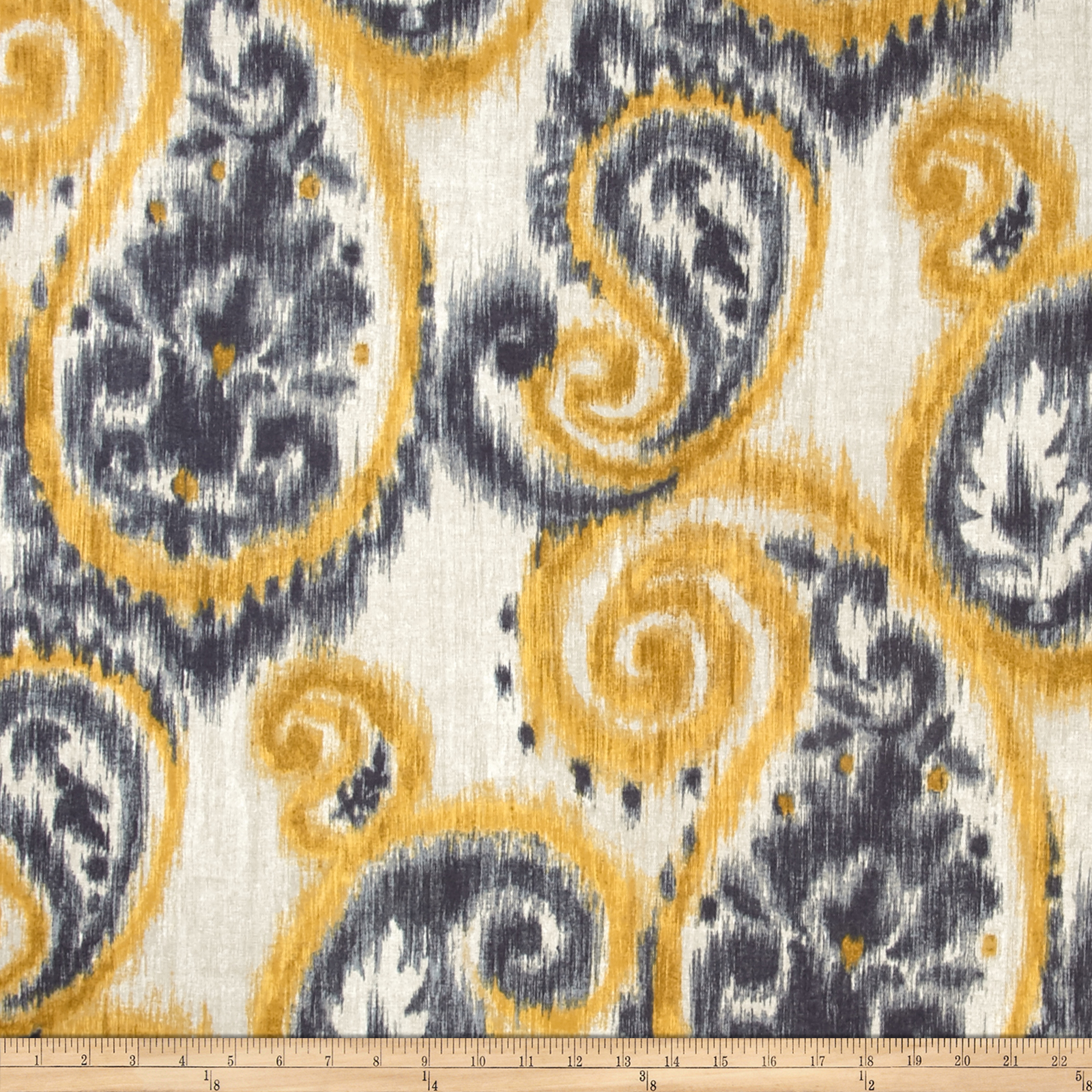Richloom Indoor/Outdoor Sorista Patina Fabric by TNT in USA