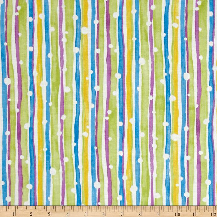 Fancy Free Happy Stripe Willow/Multi