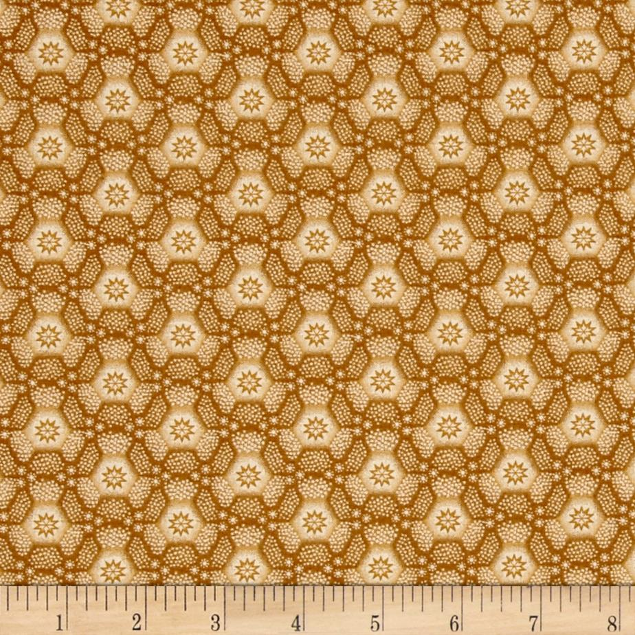 Old Sturbridge Village Honeycomb Tan