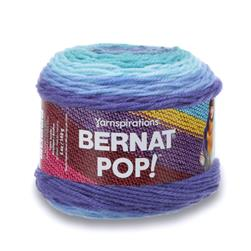 Bernat Pop 3-Pack Blue Blaze