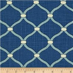 Swavelle/Mill Creek Dayna Azure Fabric