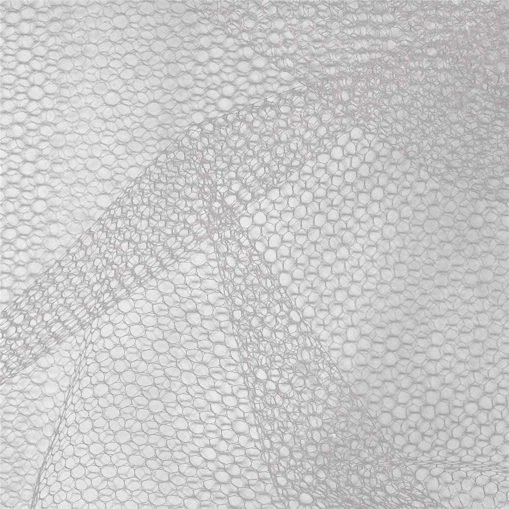 Nylon Netting Grey Fabric By The Yard