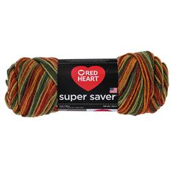 Red Heart Super Saver Yarn 981 Fall (m)