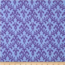 Joyful Damask Purple