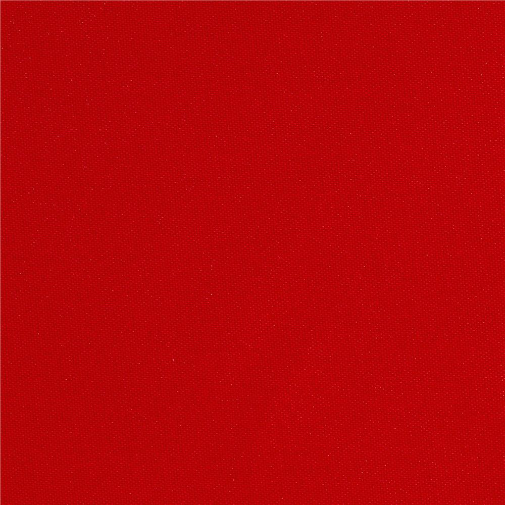 Nylon Pack Cloth Red Discount Designer Fabric Fabric Com