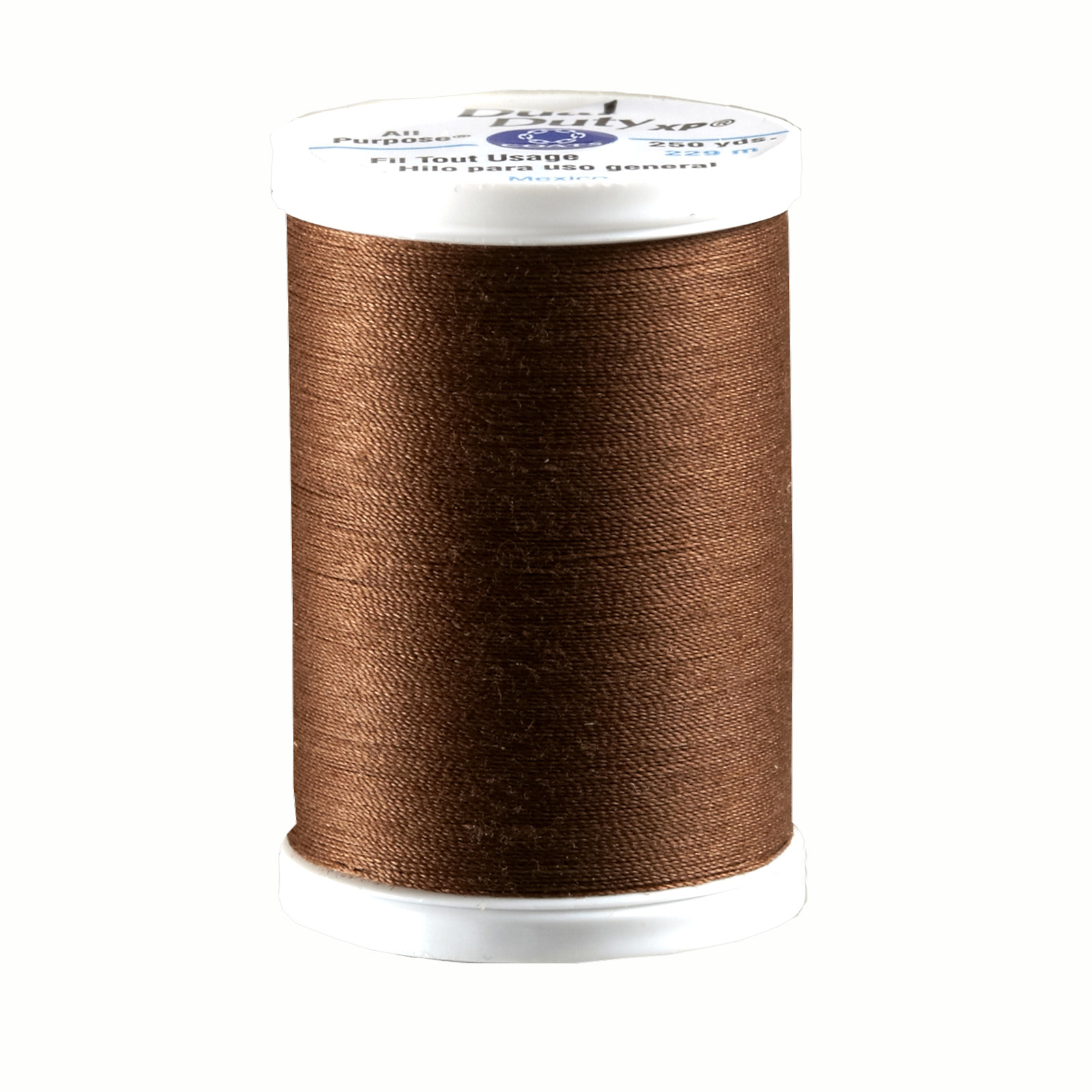 Coats & Clark Dual Duty XP 250yd Summer Brown