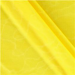 Venecia Stretch ITY Jersey Knit Solid Yellow