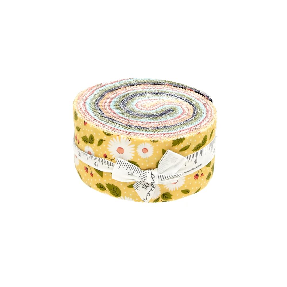 "Moda Little Miss Sunshine 2.5"" Jelly Roll"