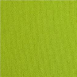 Cuddle Me Solids Flannel Lime