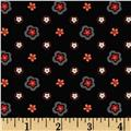 Night Owls Foulard Black