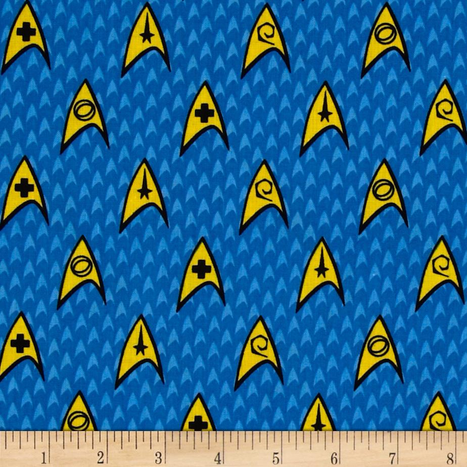 Star trek discount designer fabric for Star design fabric