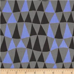 Jane Sassaman Prairie Chic Triangle Twist Charcoal