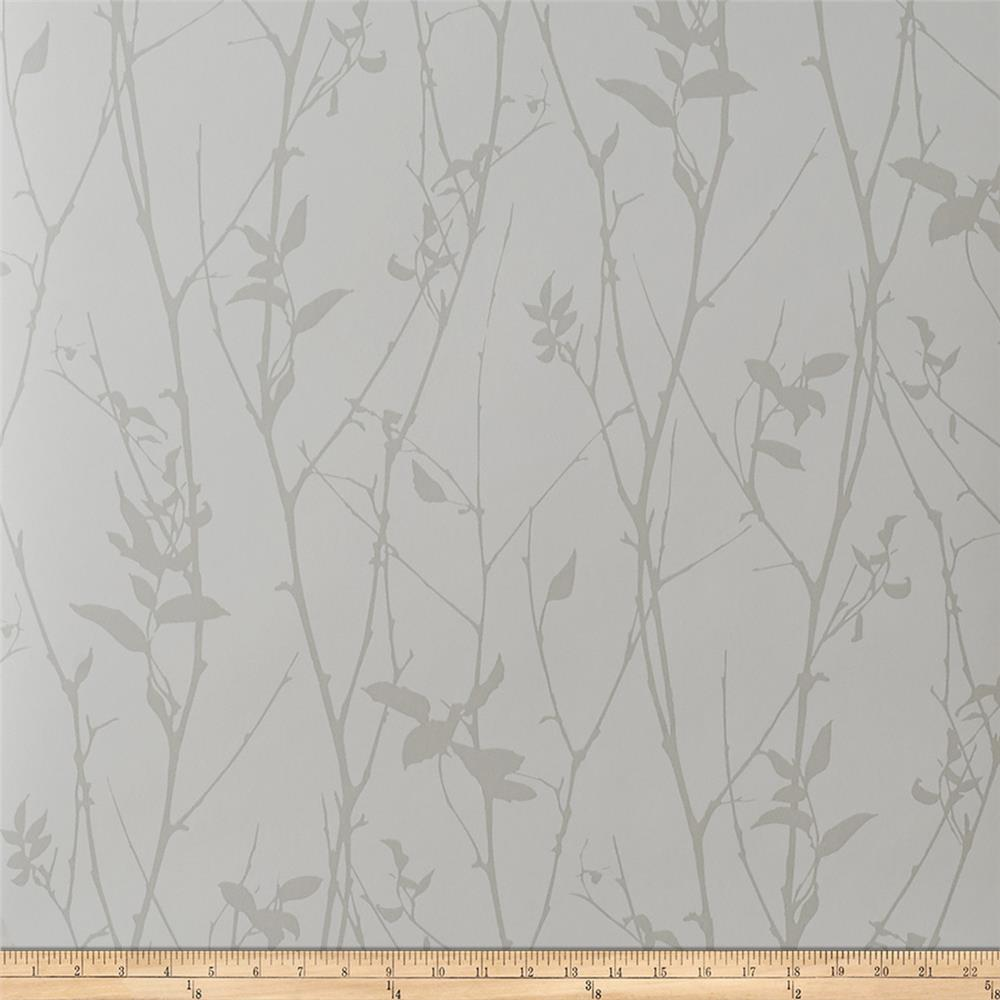 Fabricut 50178w Bornholm Wallpaper Mist 01 (Double Roll)