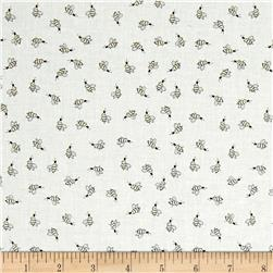 Moda Darling Little Dickens Honeybees Cloud