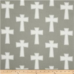 Premier Prints Cross Twill Storm