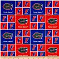 Collegiate Cotton Broadcloth University of Florida Orange