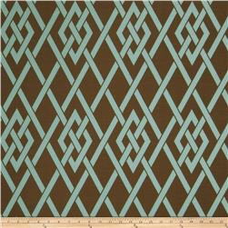 Fabricut Sherry Outdoor Teal