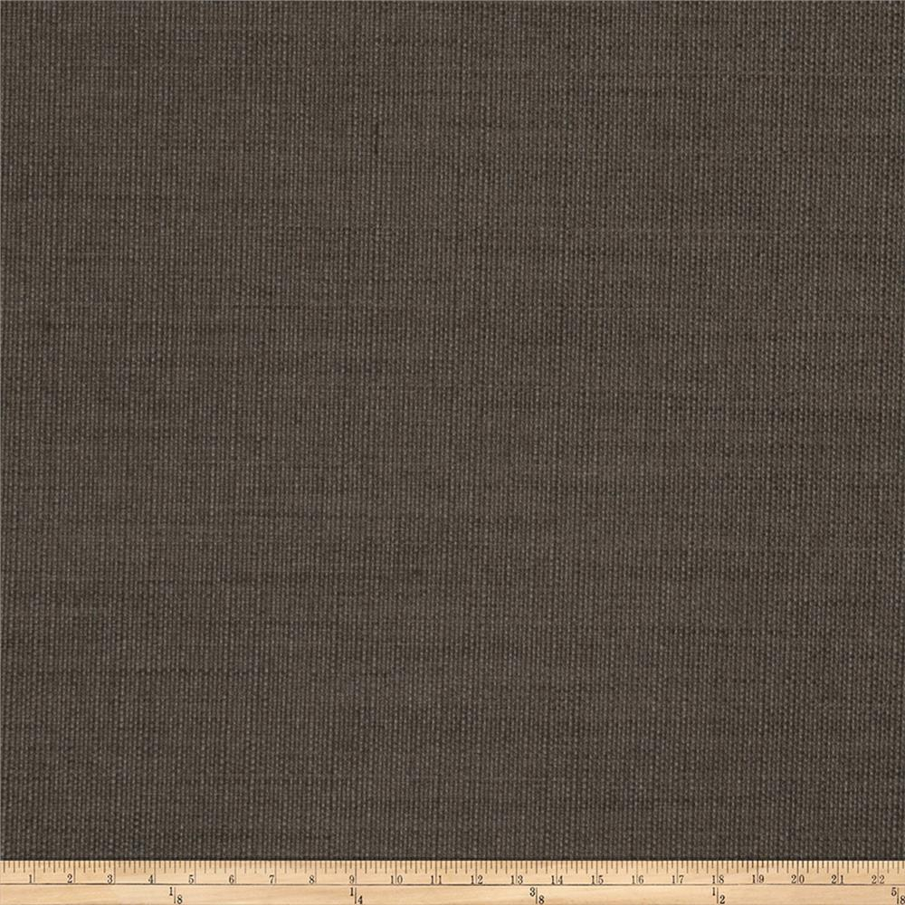 Fabricut Connect Faux Wool Soft Black