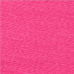 Stretch Venetia Ity Jersey Knit Hot Pink