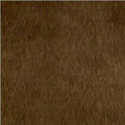 Shannon Wild Mink Faux Fur Light Brown