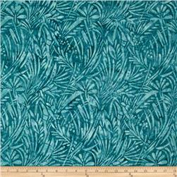 Timeless Treasures Tonga Batik Topaz Reeds Juniper