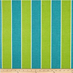 Richloom Solar Outdoor Wickenburg Stripe Teal