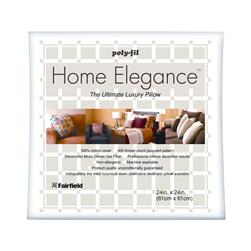 Fairfield Home Elegance Pillow 24'' Square