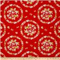 Moda Handmade June Red