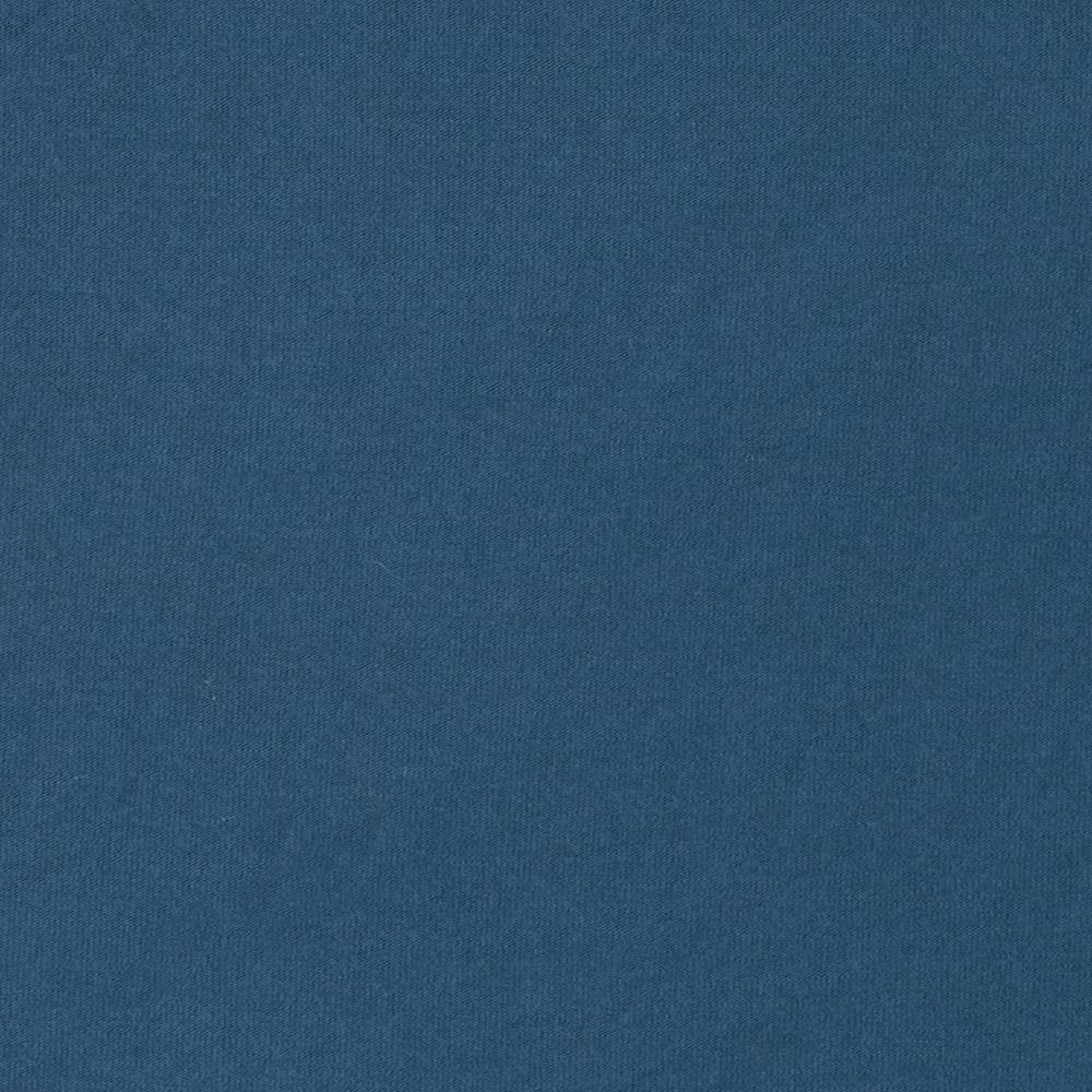 Stretch Bamboo Rayon Jersey Knit Prussian Blue