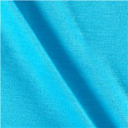 Rayon Spandex Jersey Knit Solid Light Blue
