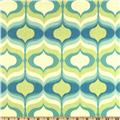 Waverly Hourglass Twill Seaglass
