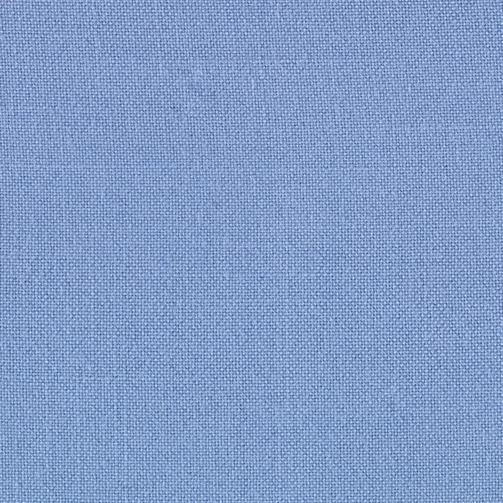 Poly Rayon Linen Look French Blue
