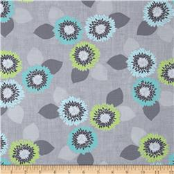 Moda True Luck Mums Grey