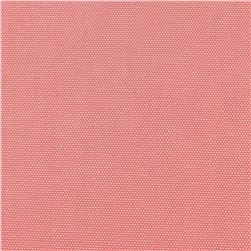 Kaufman Big Sur Canvas Solid Coral Pink