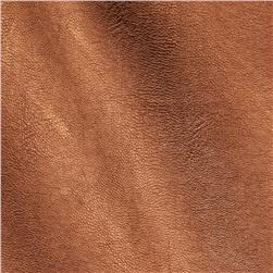 Perfection Fused Leather Bronze Fabric