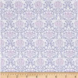 Piccadilly Damask Lilac