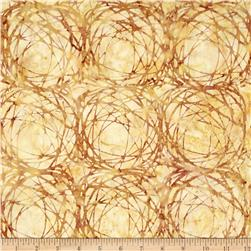 Bali Batiks Bird Nest Bluff Fabric