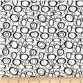 Illustrations 2 Circles White/Black