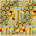 My Hometown Crazy Patchwork Multi