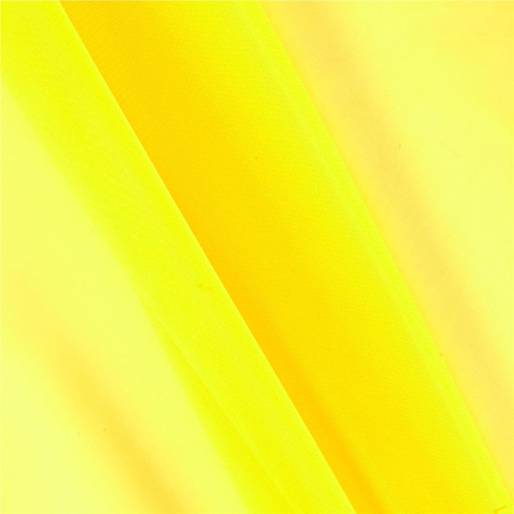 "120"" Sheer Voile Yellow"