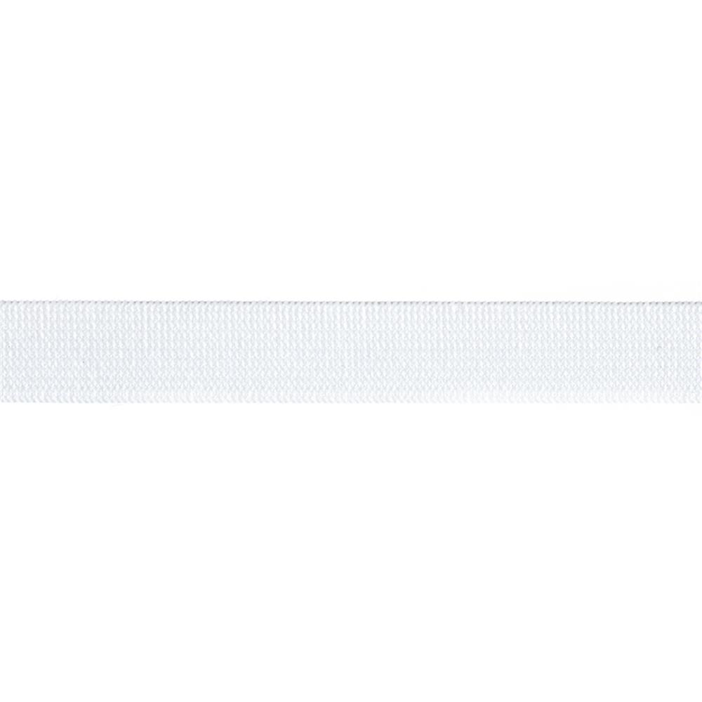 1/2'' Knit Elastic White By the Yard