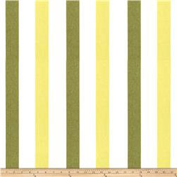 Fabricut Cotton Awning Citrus Green