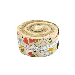 Moda Tiki Tok 2.5 In. Jelly Roll Multi