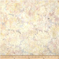 Bali Batiks Acres To Sew Floral Camellia